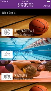 SHS Sports 2.2.1